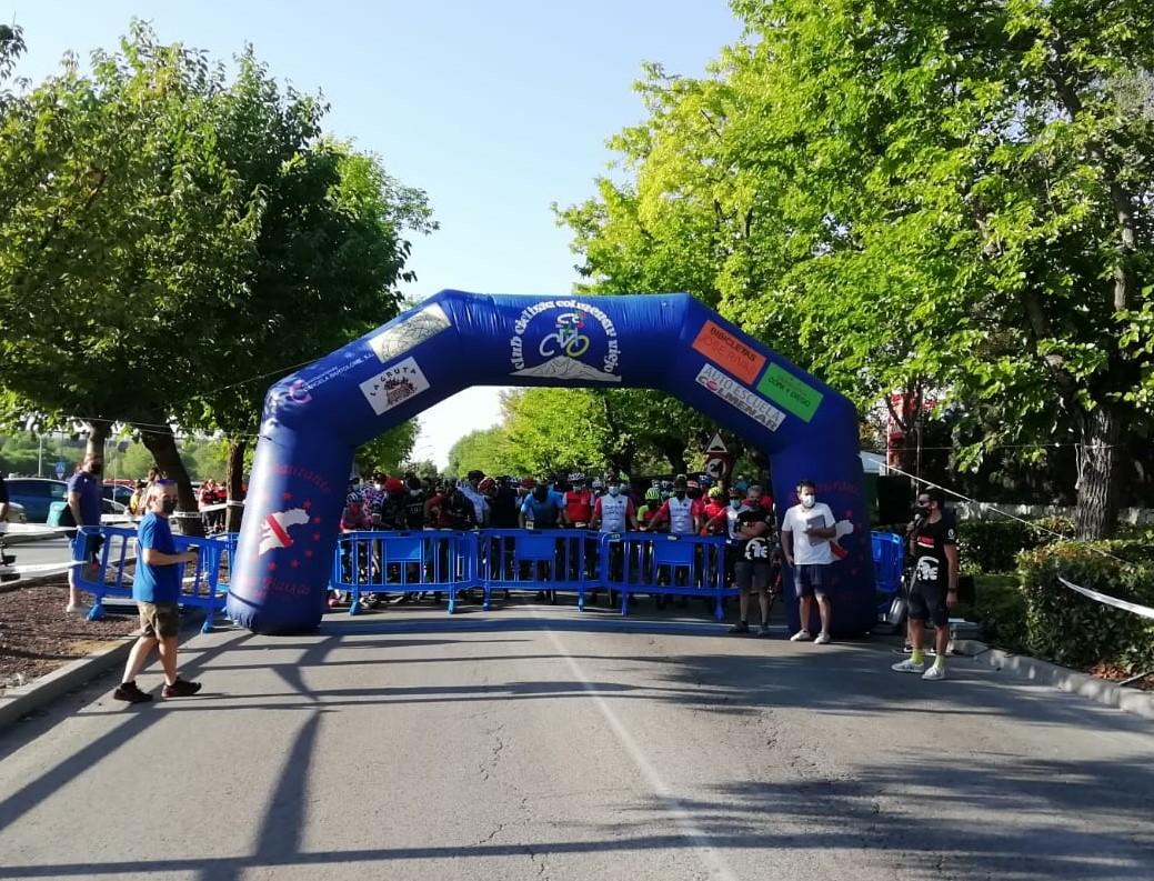 La tradicional Marcha MTB Colmenar Viejo Rotor vio los triunfos de Alba Corralejo y de Gonzalo Sánchez