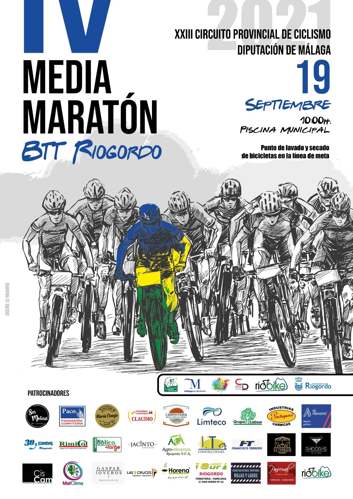 La IV Media Maratón de Riogordo aguarda su momento