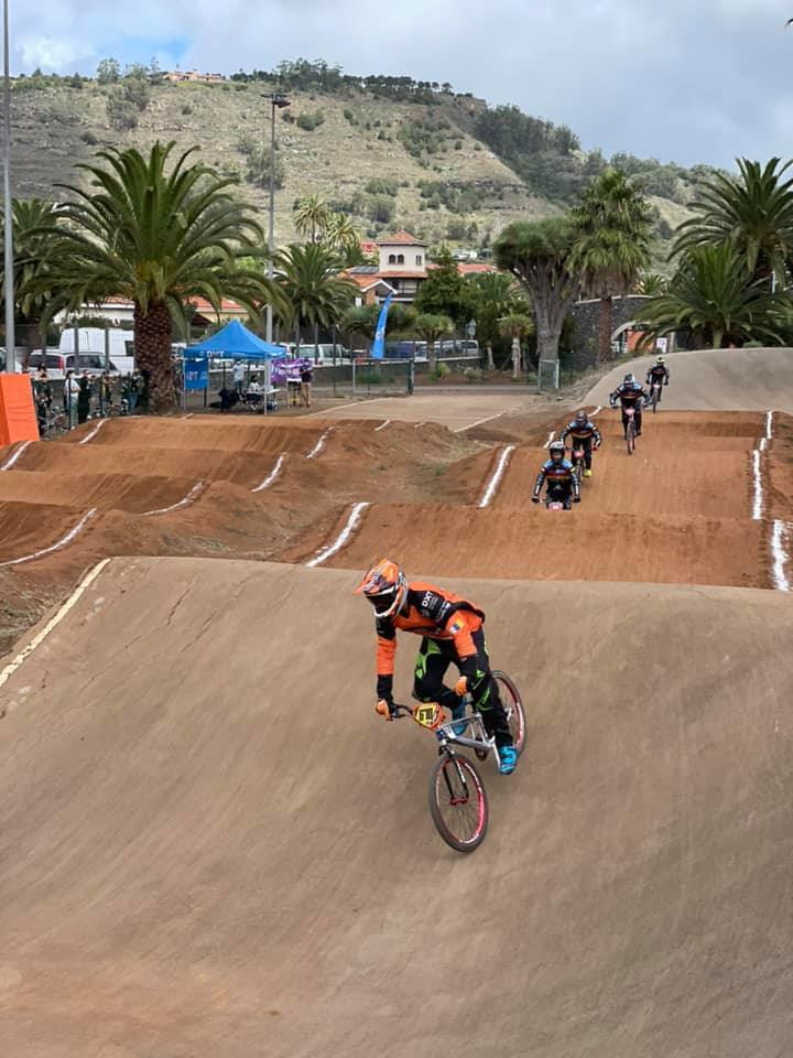 Clasificaciones del  Campeonato de Canarias de BMX 2021