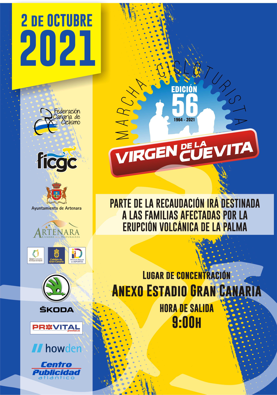 CELEBRADA 56º MARCHA CICLOTURISTA VIRGEN DE LA CUEVITA