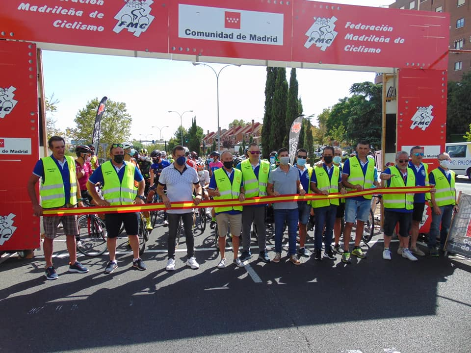 El XXVI Trofeo Fiestas de Fuenlabrada registró las victorias de José Antonio Cavero y de Aitor Lucas