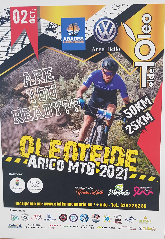 Clasificaciones  Oleoteide ARICO MTB 2021