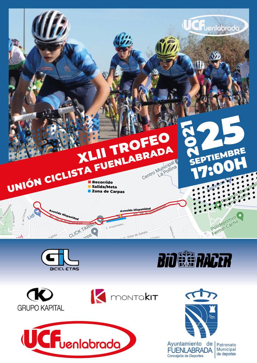 Novena cita del calendario de ruta para Escuelas en el XLII Trofeo PMD  de Fuenlabrada (ACTUALIZADA)