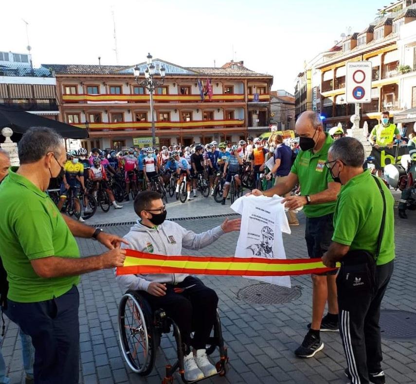 Ciempozuelos proclamó a Luis Ibáñez, Arturo Muñoz y José Vicente Gisbert campeones de Madrid máster de ruta (ACTUALIZADA)