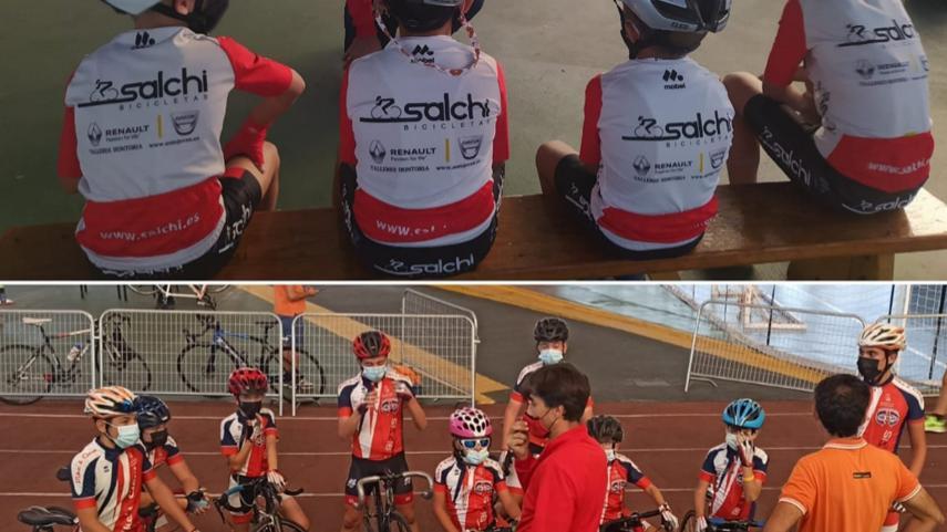 La-pista-de-Galapagar-vio-en-accion-a-las-Escuela-de-Bikes-Ciem-y-de-la-CEC-Coslada