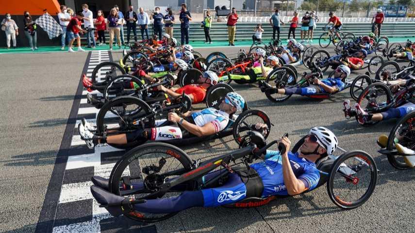 El-ciclismo-adaptado-nacional-brilla-en-el-III-Gran-Premio-de-Valencia