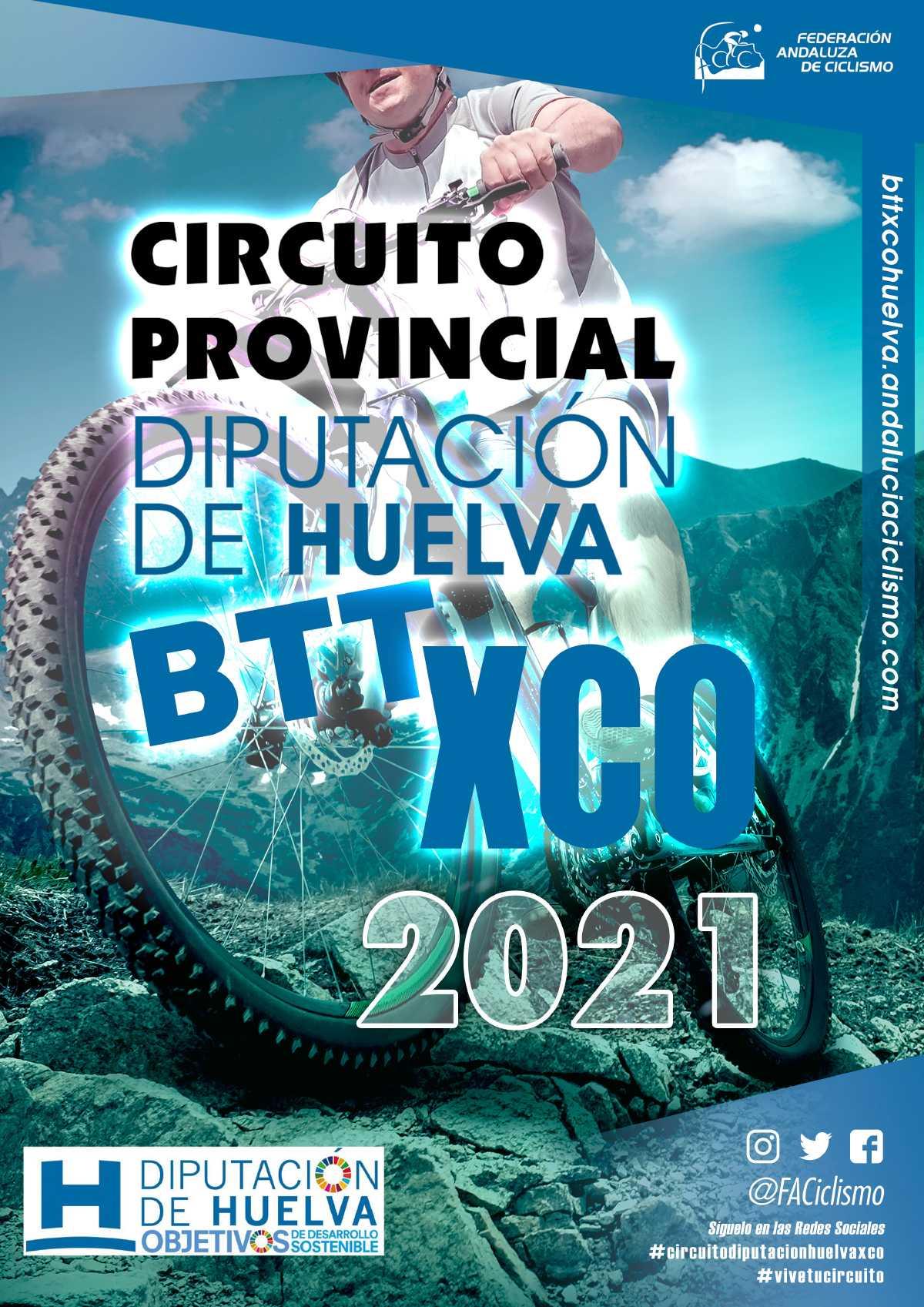 El Circuito Diputación de Huelva de BTT XCO entrará de nuevo en acción con el III Rally XCO Alfayat