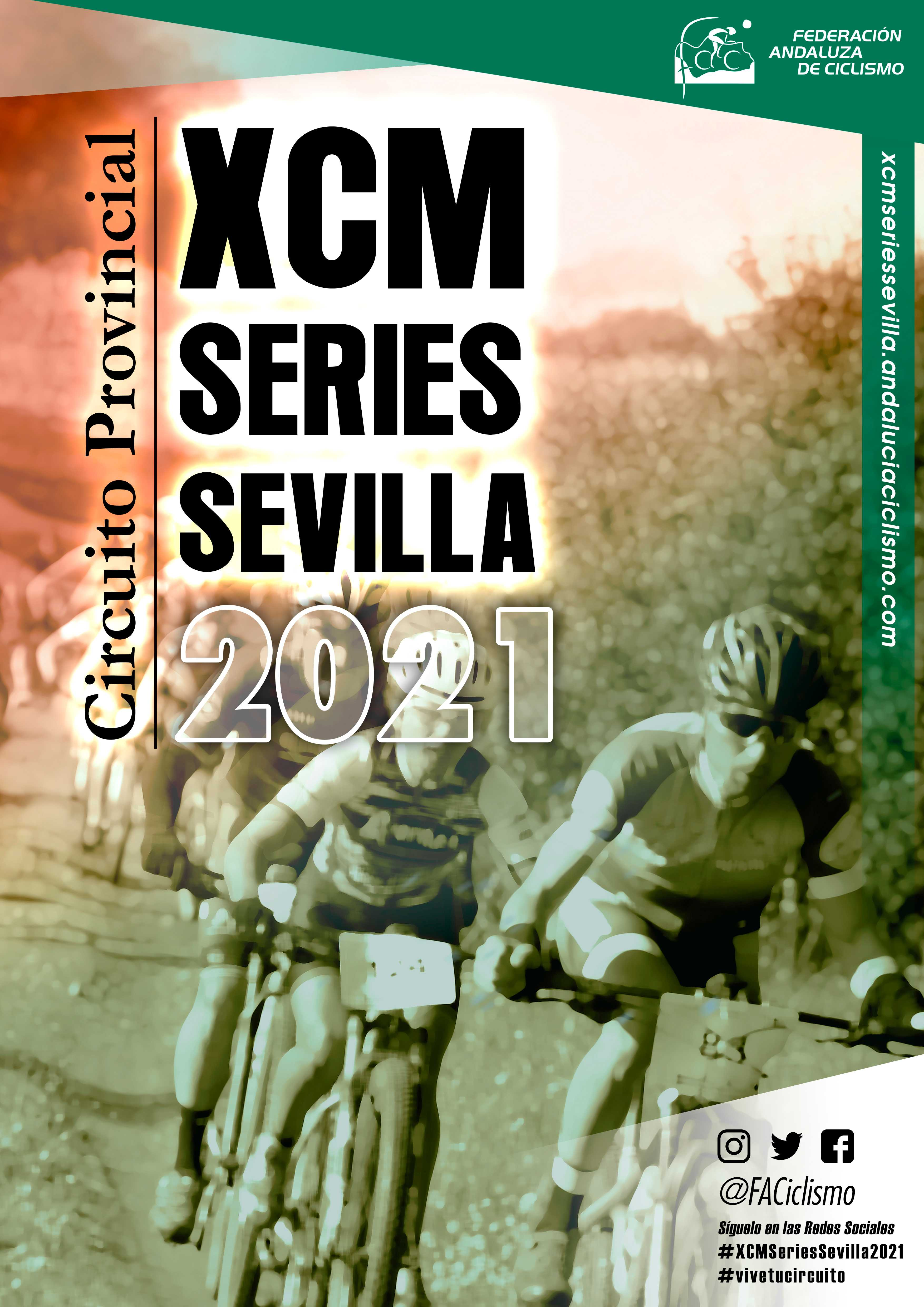 Las XCM Series Sevilla 2021 se preparan para su paso por Las Navas