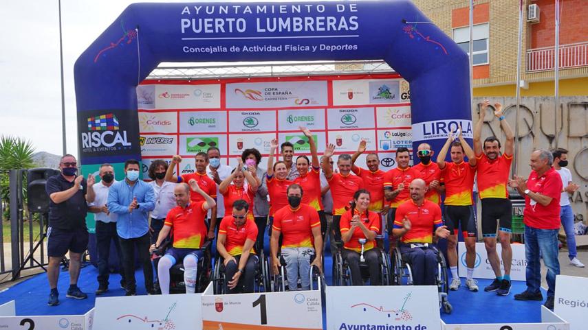 Puerto-Lumbreras-cierra-con-exito-la-Copa-de-Espana-de-Ciclismo-Adaptado