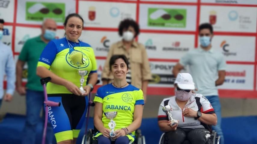 Regreso-triunfal-de-Mila-Lopez-en-Puerto-Lumbreras-e-titulo-da-Copa-de-Espana-para-Ivan-Montero