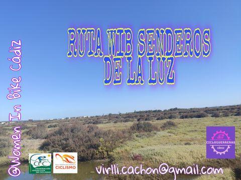RUTA WIB SUPERACIÓN CADIZ- SENDEROS DE LA LUZ