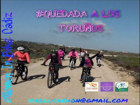 #QUEDADA A LOS TORUÑOS