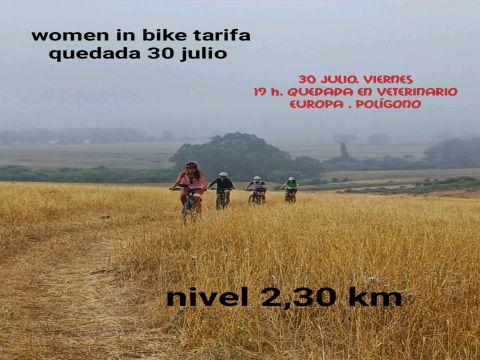 Women In Bike TARIFA