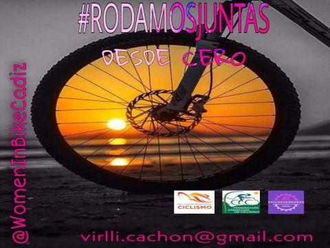 #RODAMOSJUNTAS DESDE CERO