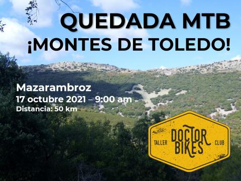 ¡Montes de Toledo!