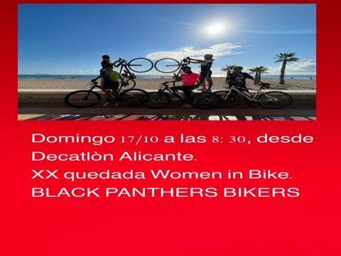 Black Panthers Bikers