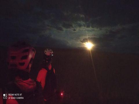 Ruta nocturna a Egulbati