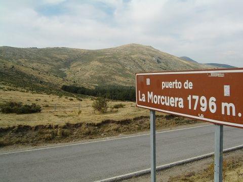 Road a subir Morcuera
