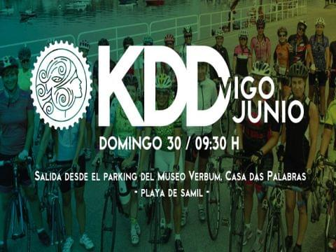 Kedada Vigo 30 junio - Atlántigas