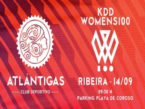 KDD ATLANTIGAS - WOMENS100