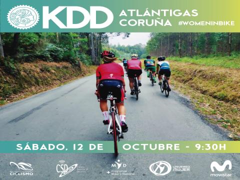 KDD Atlantigas Coruña - Octubre