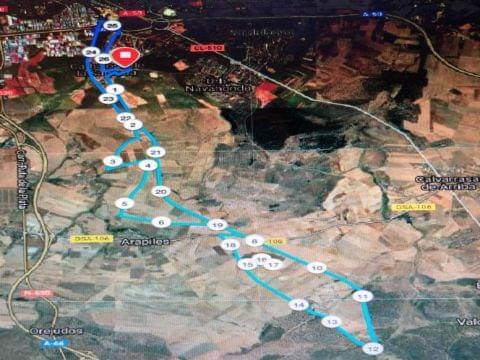 Reconocimiento de kdd  WIB CORTA 20km