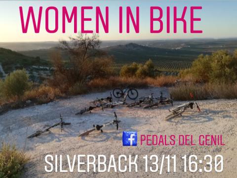 Women In Bike Puente Genil
