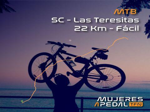 8 AM - Santa Cruz - Las Teresitas