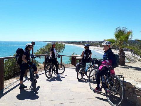 Del Garraf a La Costa Daurada