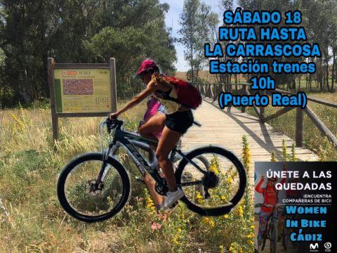 RUTA W.I.B. PUERTO REAL-LA CARRASCOSA