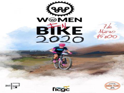 Visita al circuito Women in Bike