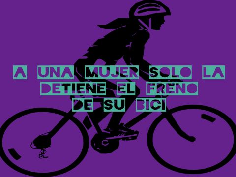 Women in Bike 8 de Marzo