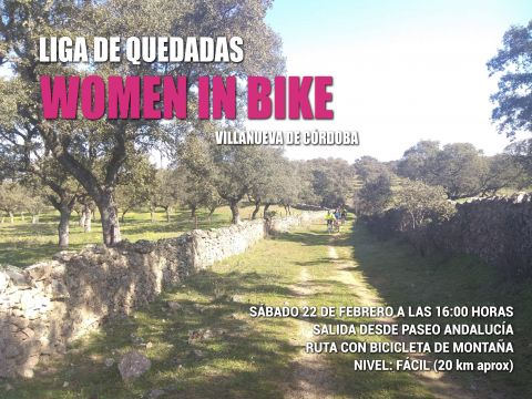 III Quedada LIga Women in Bike