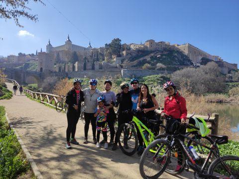 Ruta MTB Toledo - Bargas-Olias-Azucaica