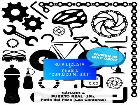 RUTA + CHARLA  W.I.B.