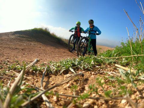 Ruta de iniciación en SAN FERNANDO DE HENARES