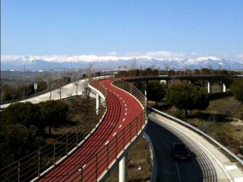 Lechuzada Otoñal: Carril Bici hasta Colmenar.