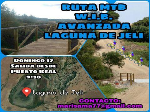 RUTA W.I.B. AVANZADA Laguna de JELI