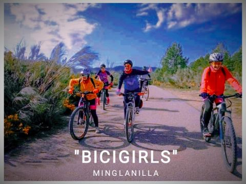 Bicigirls minglanilla