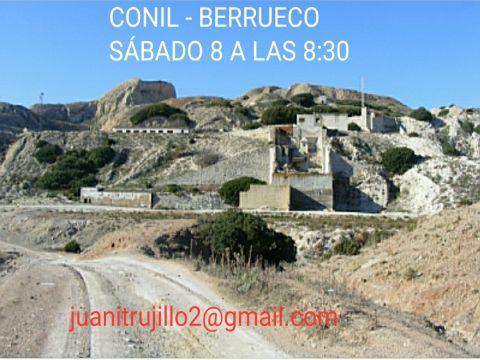 RUTA  W.I.B. CONIL - BERRUECO