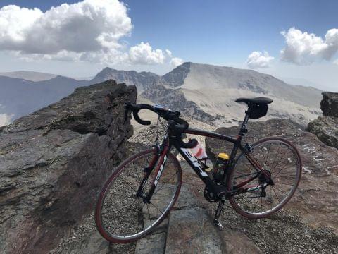 Pico Veleta. Sierra Nevada