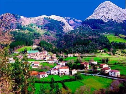 Portugalete - La Herbosa - Zalla - Portugalete