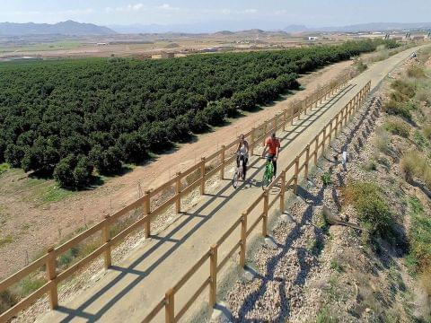 Vía Verde de Almendricos