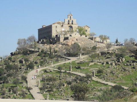 Villanueva de Córdoba - Virgen de la Cabeza