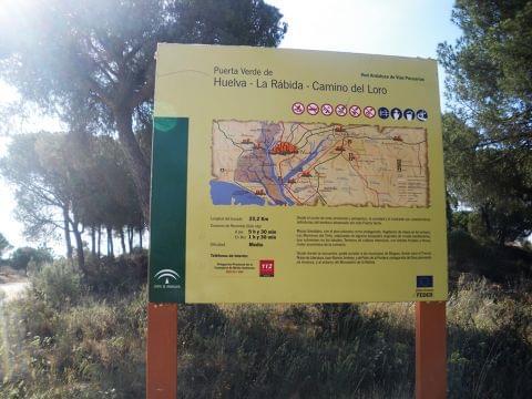 Moguer - Cabezudos (El camino de Moguer I)