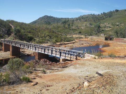 Berrocal - Nerva (Descubriendo el río Tinto desde el tren minero)