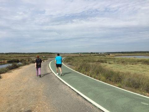 Nuevo Portil - Huelva, ramal Punta Umbría
