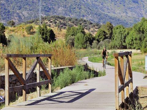 Ruta Paseo Fluvial Río Jerte