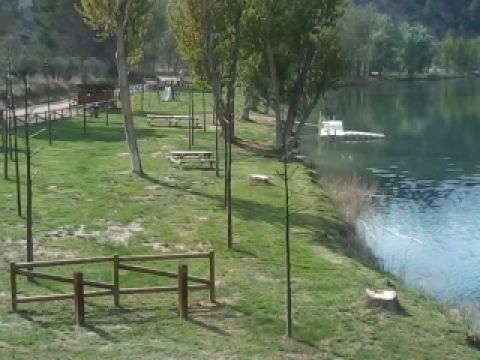 """Centre BTT El Valle. Cofrentes. Ruta 1 """"Las aldeas de Basta"""""""