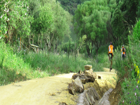 Ruta Río de la Miel